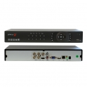 DVR 4 ingressi 5in1, 1080p, IP Real Time
