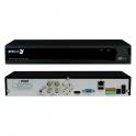 DVR AHD Ibrido 4 ingressi video 4MPixel