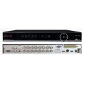 4838815 DVR Ibrido 16 ingressi + 8 IP - Analogico