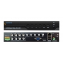 4838756 DVR AHD IBRIDO, 8 Ingressi Video, Risoluzione 1080n Real Time, Allarmi in OUT