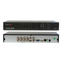 DVR 8 ingressi 5in1, 1080p, IP Real Time